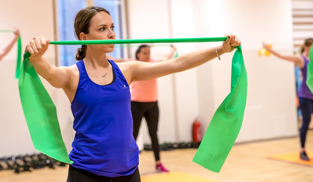 Prenatal Gym i Mama Gym programi u Sokol Centru