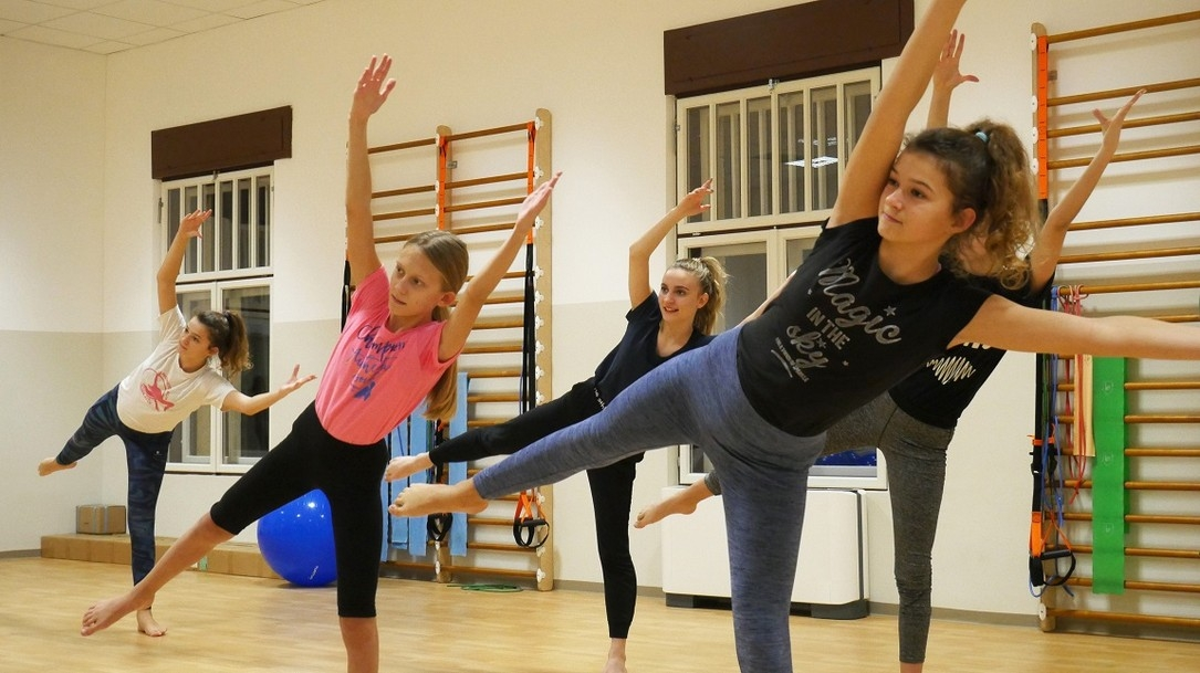 Program GYM DANCE od veljače u Sokolu!