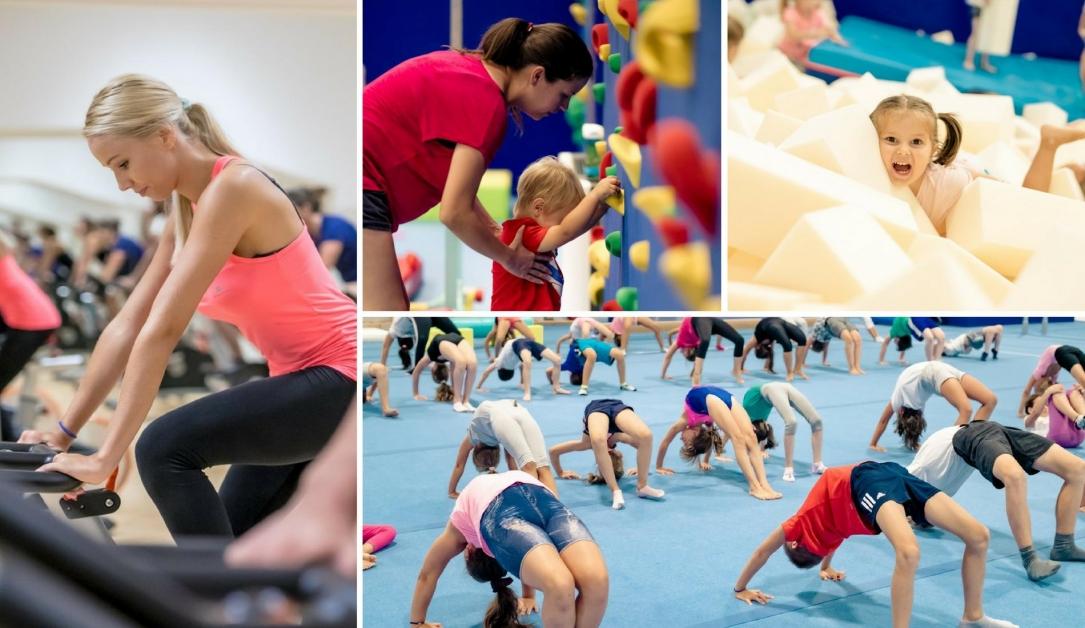 Zašto svoje dijete upisati na gimnastiku?
